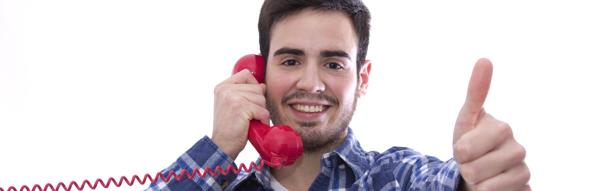 Unerwünschte Telefonanrufe Blockieren